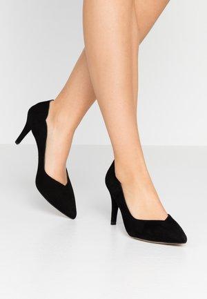 TORNOS - High heels - black
