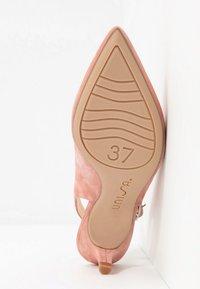 Unisa - JAMAL - Classic heels - rosa - 6