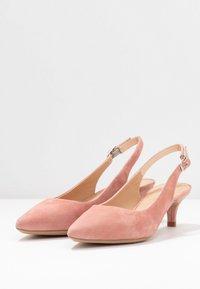 Unisa - JAMAL - Classic heels - rosa - 4