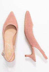 Unisa - JAMAL - Classic heels - rosa - 3