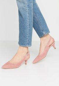 Unisa - JAMAL - Classic heels - rosa - 0