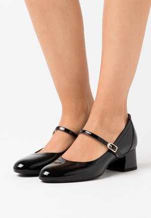LEAN - Tacones - black