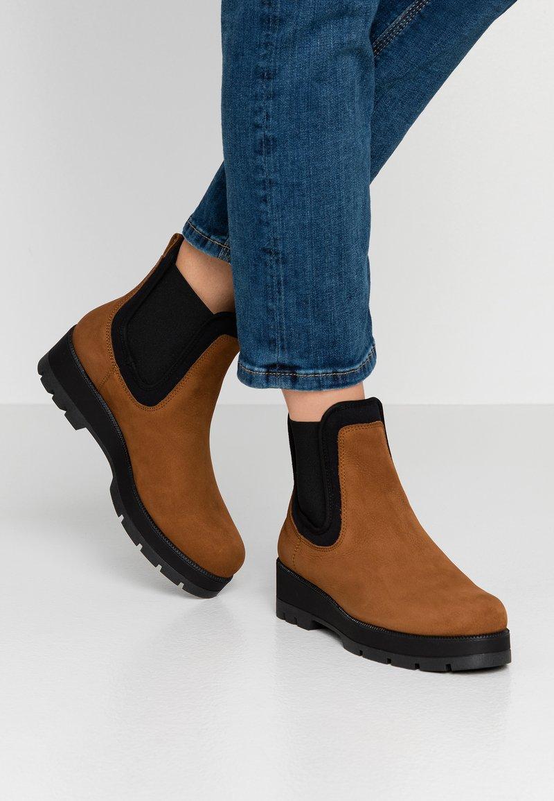 Unisa - FAEDO - Ankle Boot - toast