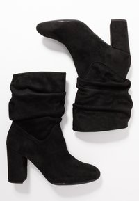 Unisa - OLISE - Bottines - black - 3
