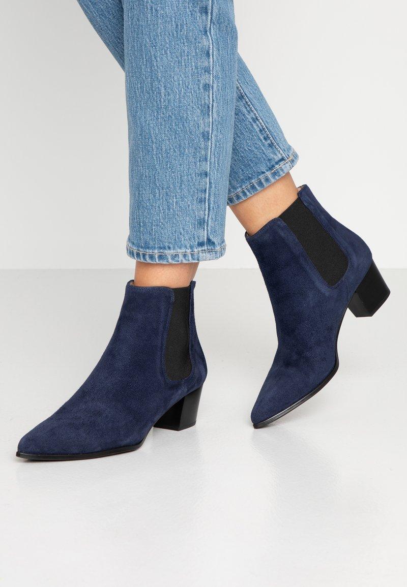 Unisa - JISTE - Ankle Boot - ocean