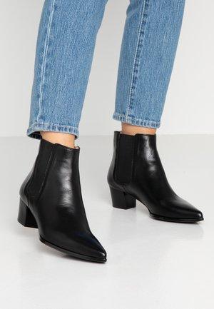 JISTE - Boots à talons - black
