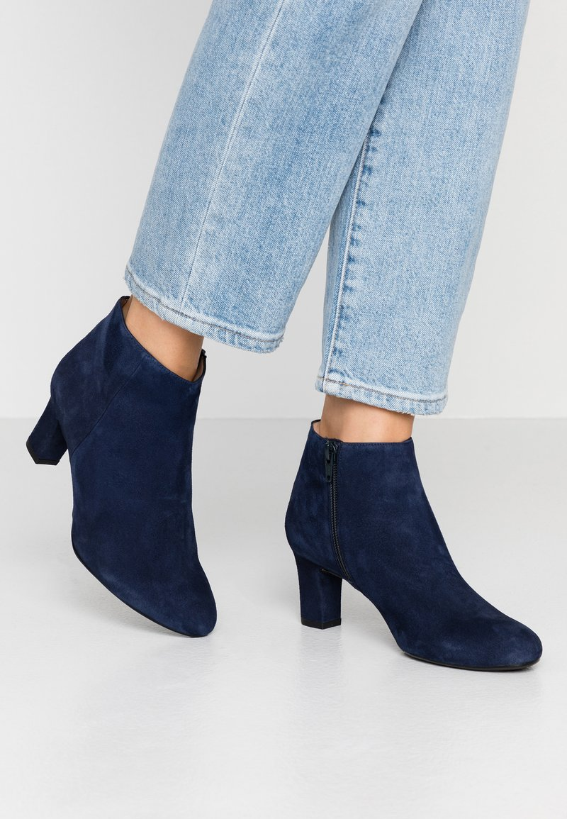 Unisa - Ankle boots - ocean