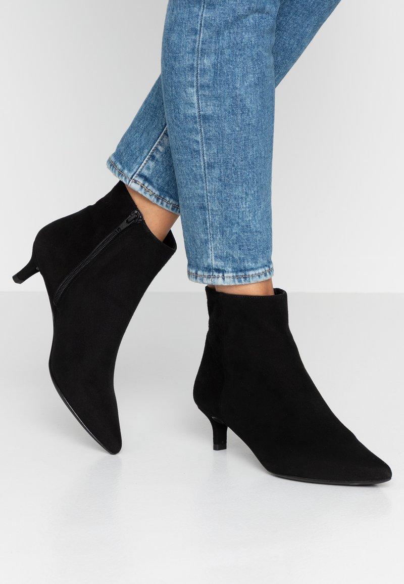 Unisa - JATI - Classic ankle boots - black