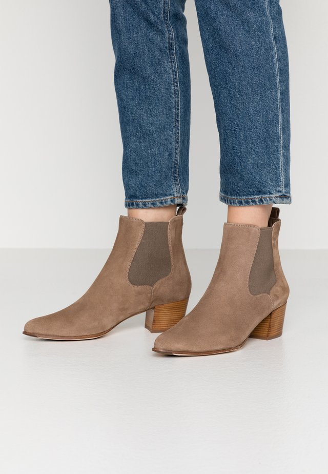GREYSON - Ankle boots - taupe