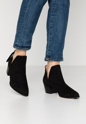 GALEON - Boots à talons - black