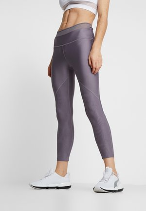 Tights - flint/metallic silver