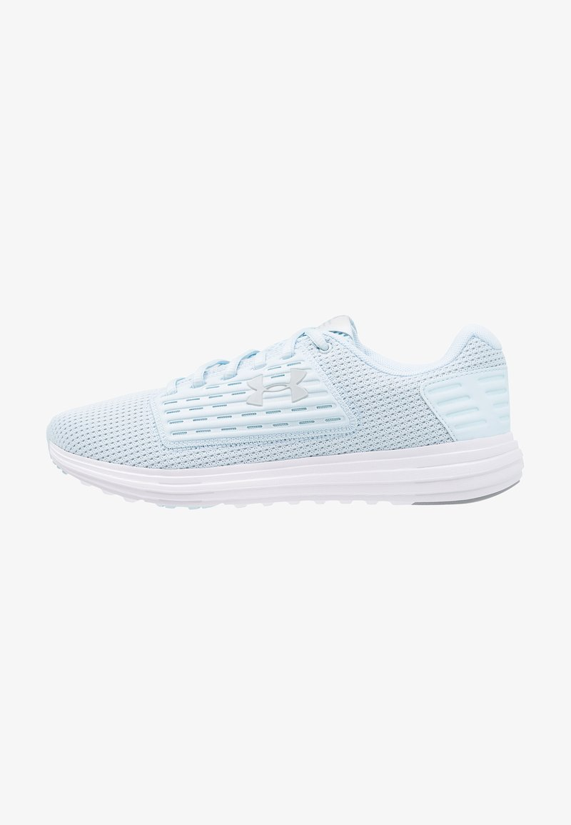 Under Armour - SURGE SE - Laufschuh Natural running - coded blue/white/mod gray