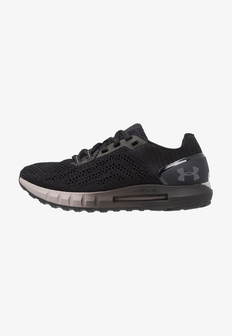 Under Armour - HOVR SONIC 2 - Neutral running shoes - black/tetra gray/ash taupe