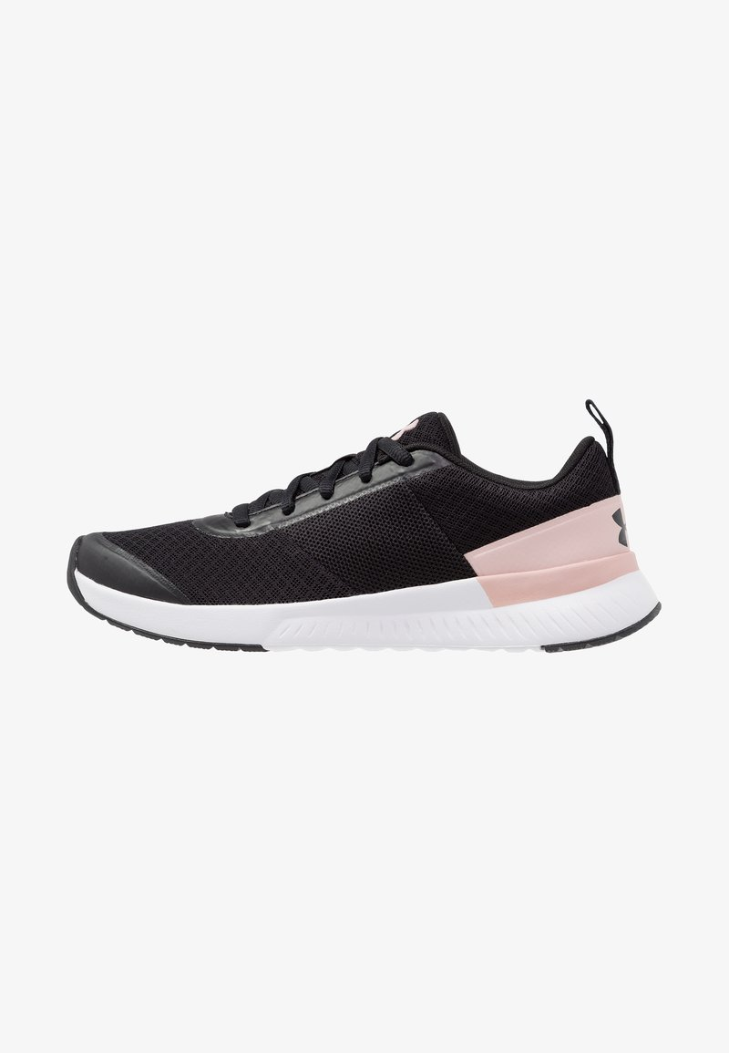 Under Armour - AURA TRAINER - Trainings-/Fitnessschuh - black/flushed pink