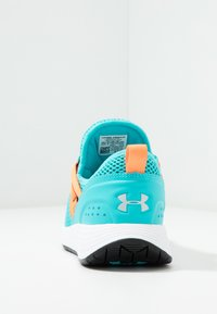 Under Armour - BREATHE TRAINER X NM - Obuwie treningowe - breathtaking blue/white/halo gray - 3