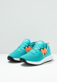Under Armour - BREATHE TRAINER X NM - Obuwie treningowe - breathtaking blue/white/halo gray - 2