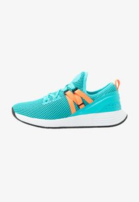 Under Armour - BREATHE TRAINER X NM - Obuwie treningowe - breathtaking blue/white/halo gray - 0