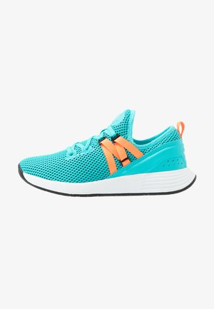 BREATHE TRAINER X NM - Sports shoes - breathtaking blue/white/halo gray