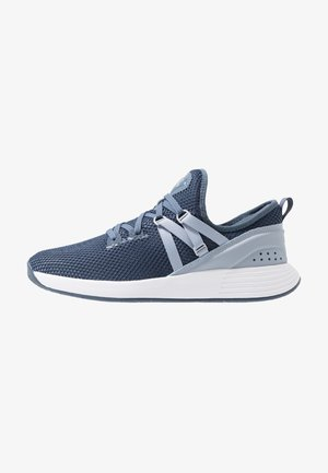 BREATHE TRAINER X NM - Sports shoes - downpour gray/white/blue heights