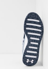 Under Armour - BREATHE TRAINER X NM - Scarpe da fitness - downpour gray/white/blue heights - 4