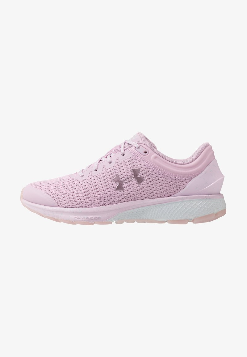 Under Armour - Charged Escape 3 - Sports shoes - pink fog/halo gray