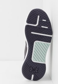Under Armour - HOVR RISE - Obuwie treningowe - flint/white/green - 4