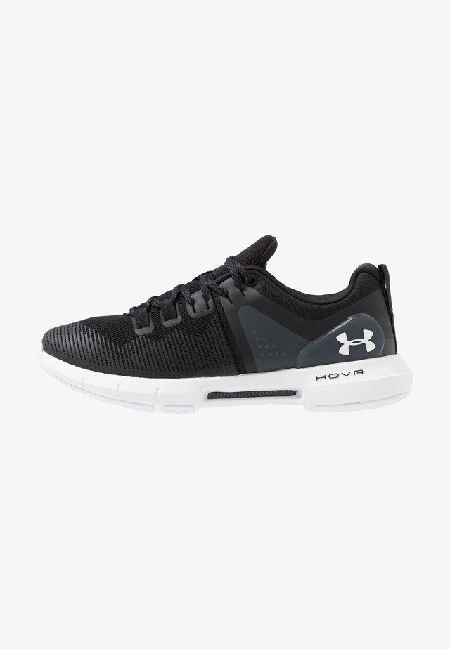 HOVR RISE - Sports shoes - black/white
