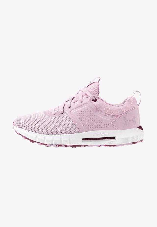 HOVR CTW - Zapatillas de running neutras - pink fog/white