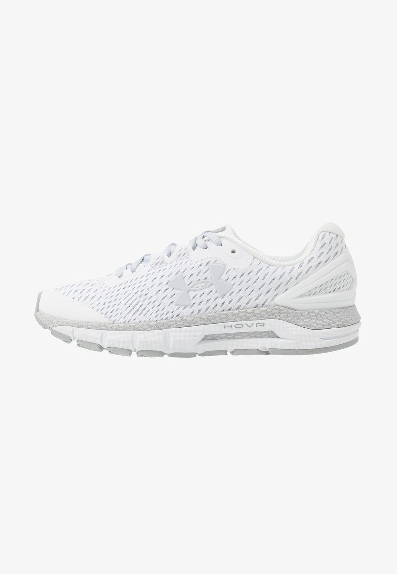 Under Armour - HOVR GUARDIAN 2 - Scarpe running neutre - white/mod gray/halo gray