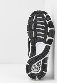 Under Armour - Neutral running shoes - black/white/jet gray - 4