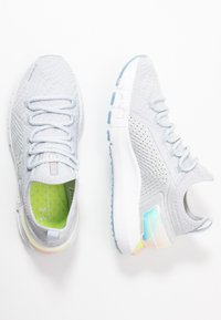 Under Armour - HOVR PHANTOM - Neutral running shoes - halo gray - 1