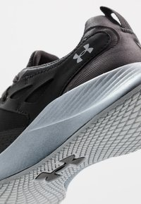 Under Armour - CHARGED BREATHE TR 2 - Sports shoes - jet gray/halo gray - 5