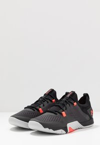 Under Armour - TRIBASE REIGN 2 - Sports shoes - jet gray/black/beta - 2