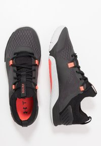Under Armour - TRIBASE REIGN 2 - Sports shoes - jet gray/black/beta - 1