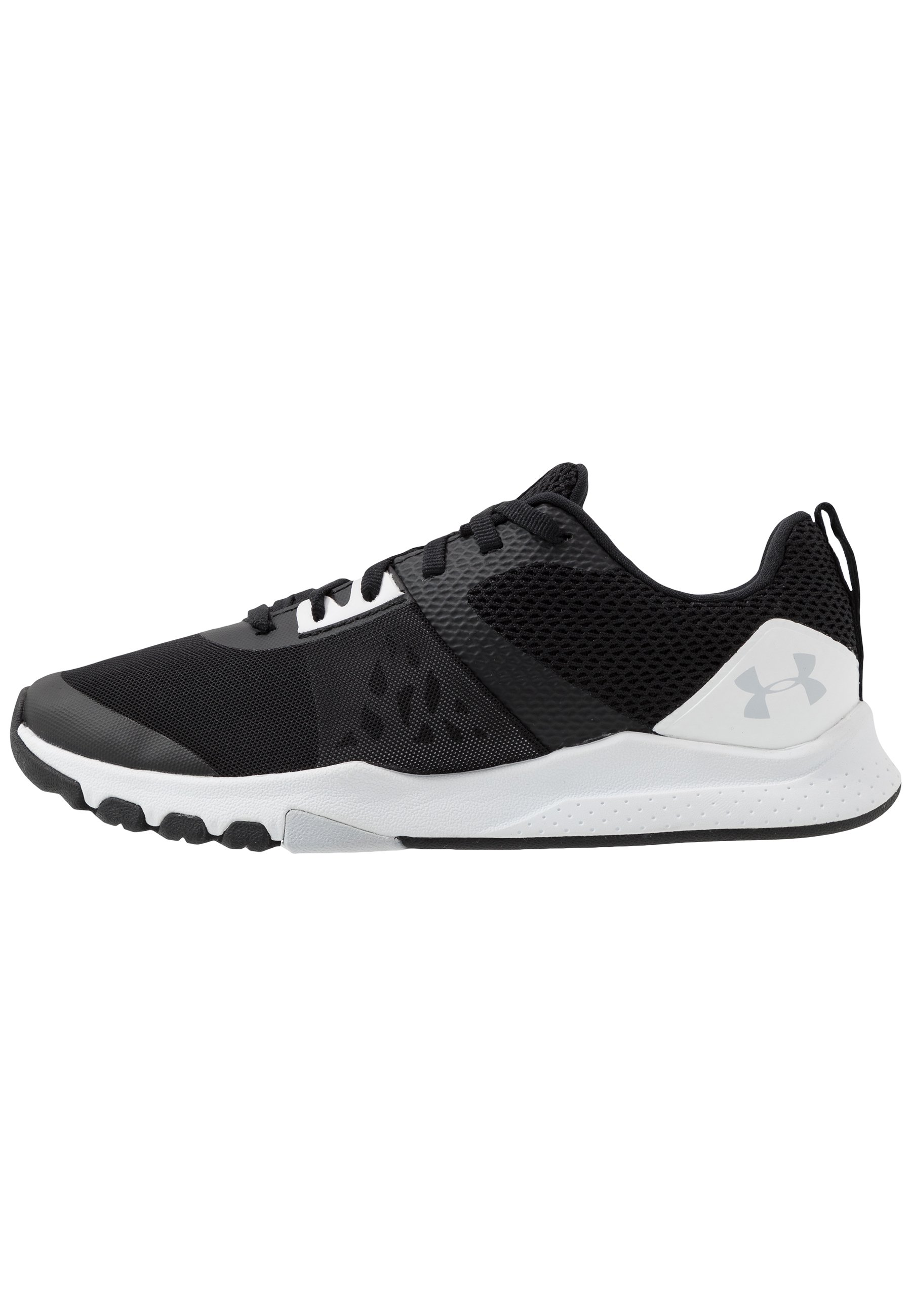 Under Armour TRIBASE EDGE TRAINER - Obuwie treningowe - french gray/white/beta