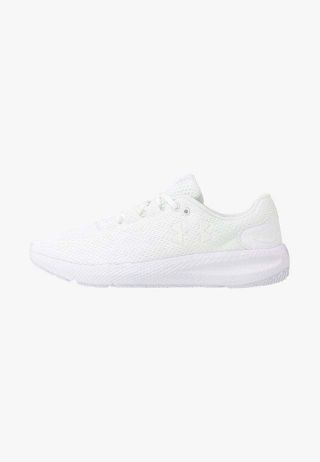 CHARGED PURSUIT 2 - Zapatillas de running neutras - white