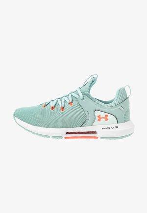 HOVR RISE 2 - Sports shoes - enamel blue/white/beta