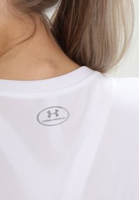 Under Armour - TECH - T-shirt basic - white - 3