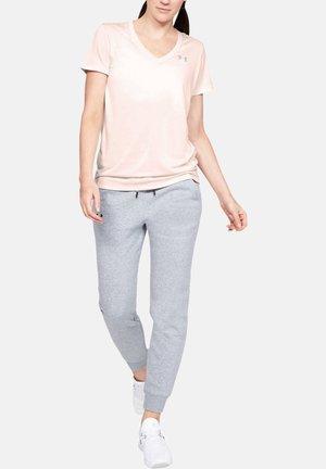 TECH TWIST - Basic T-shirt - beige