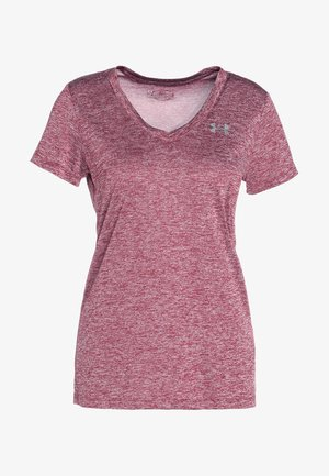 TECH TWIST - T-shirt basique - black currant