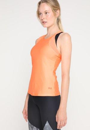 VANISH TANK - T-shirt sportiva - peach horizon/tonal