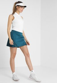 Under Armour - ZINGER - T-shirt sportiva - white - 1