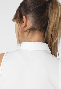 Under Armour - ZINGER - T-shirt sportiva - white - 4