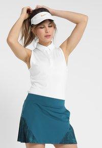 Under Armour - ZINGER - T-shirt sportiva - white - 0