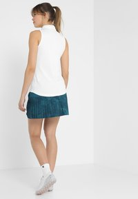 Under Armour - ZINGER - T-shirt sportiva - white - 2