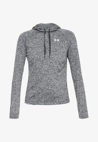 Under Armour - DAMEN TECH TWIST - Sports shirt - black/grey - 3