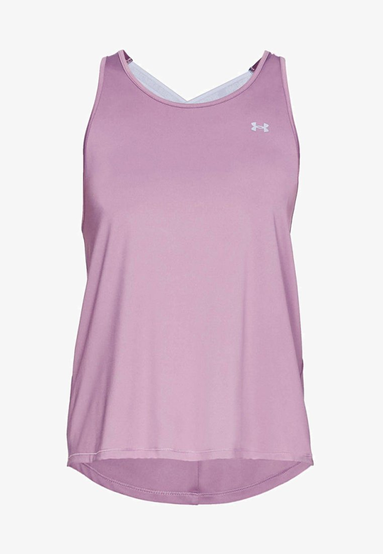 Under Armour - Funktionsshirt - lilac