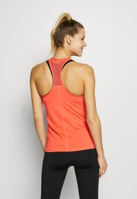 Under Armour - RACER TANK - Sportshirt - beta/metallic silver - 2