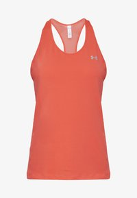 Under Armour - RACER TANK - Sportshirt - beta/metallic silver - 3