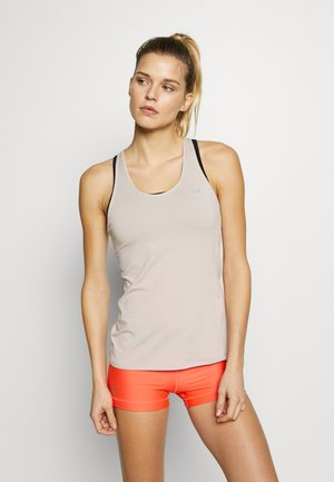 RACER TANK - Sports shirt - dash pink/metallic silver